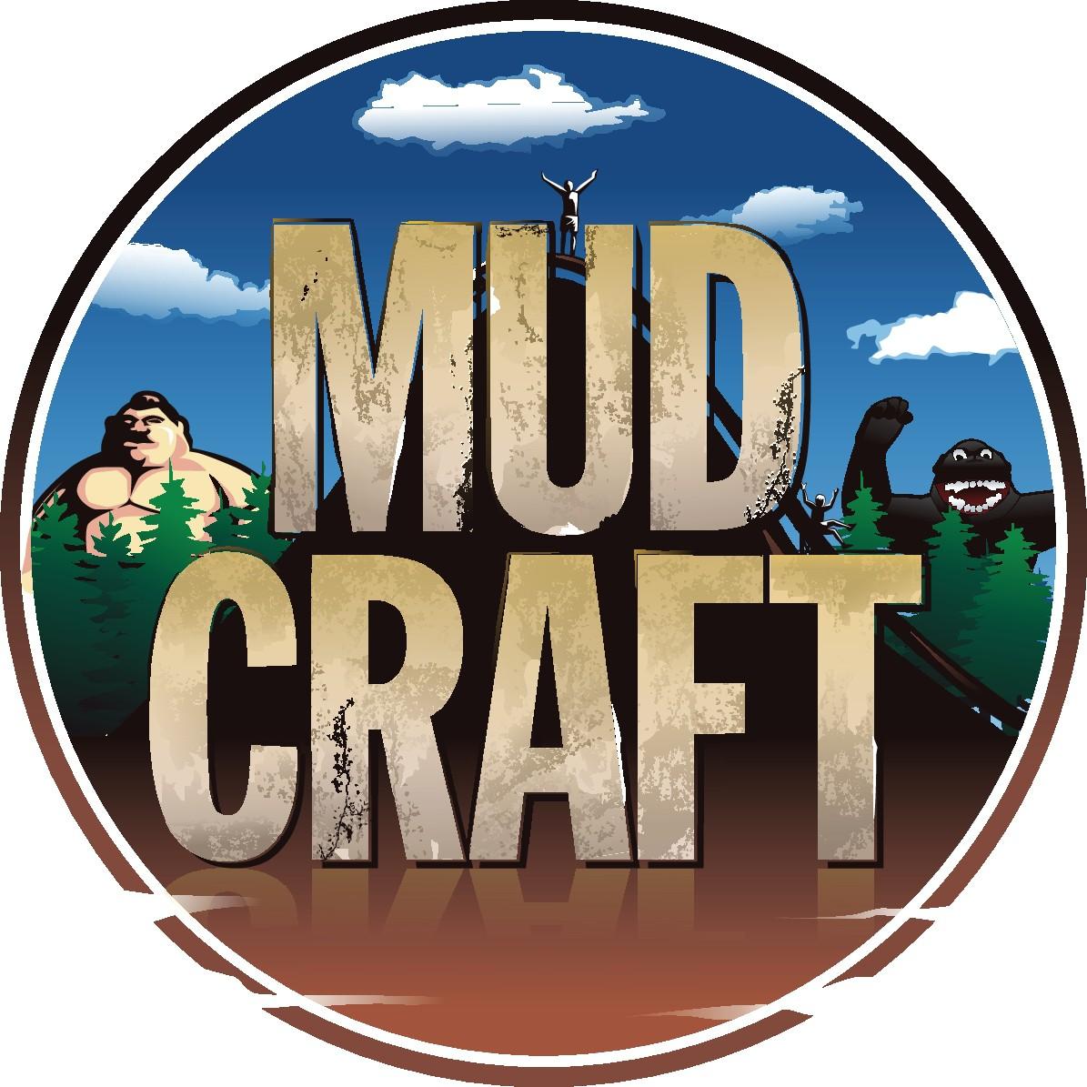 MudCraft logo revision