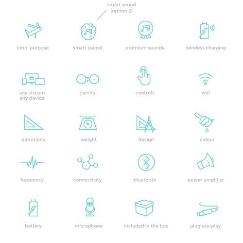 icon set for kien website