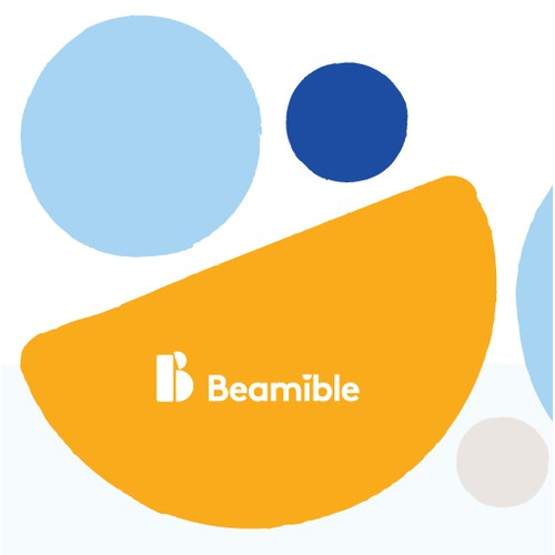 Bold logo & brand identity for Beamible