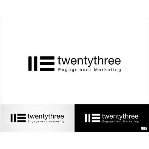 Logo for marketing agency from Israel