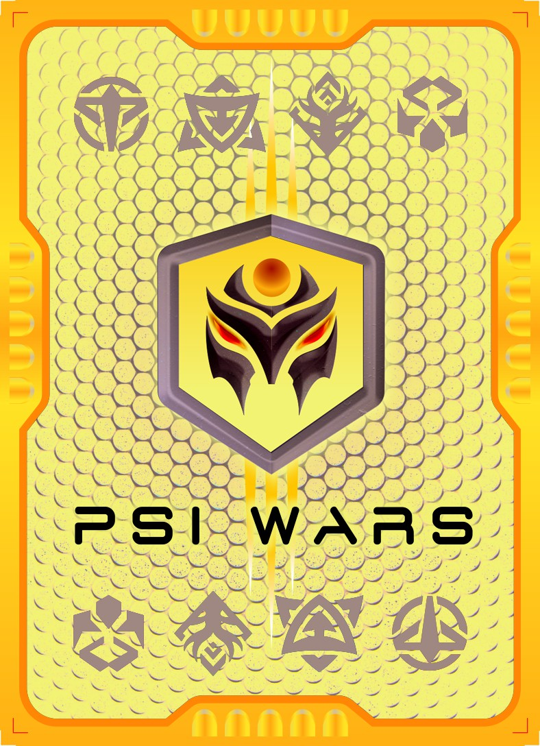 Psi Wars Card Game