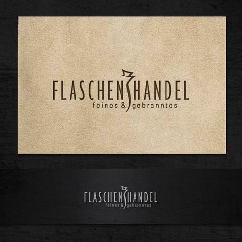 Flaschenhandel needs a new logo