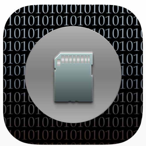 ENCRYPTED BACK-UP APP ICON