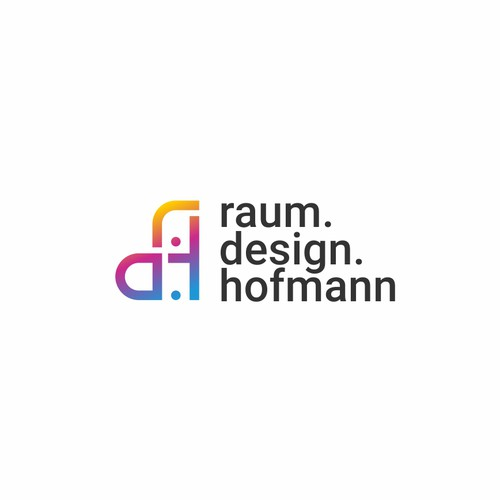 Logo concept for Raum Design Hofmann