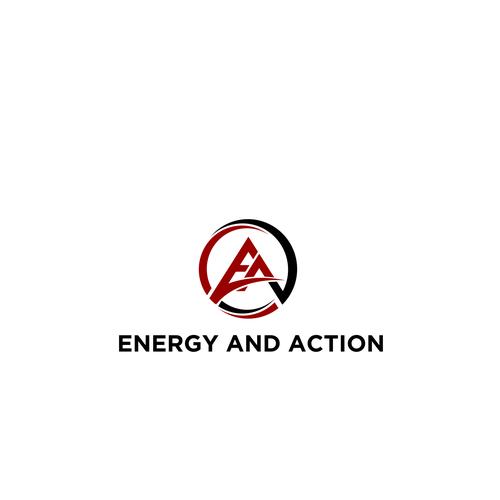 #logo #creative #branding #logo simple #brand #logo inspiration #logo new #logo inspire #logo sophisticated #logo new #energy and action.#logo contes design