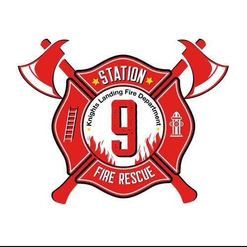 """Logo """"STATION9"""""""