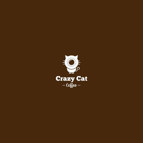 Crazy Cat Coffee.