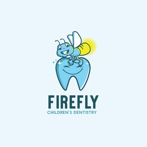Logo concept for Children's Dentistry