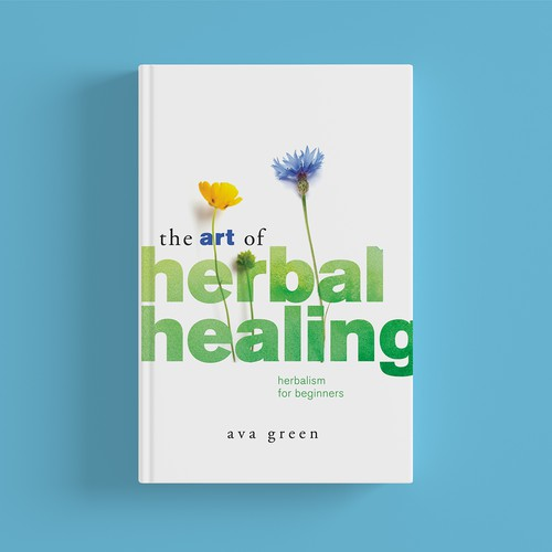 book cover for herbalist