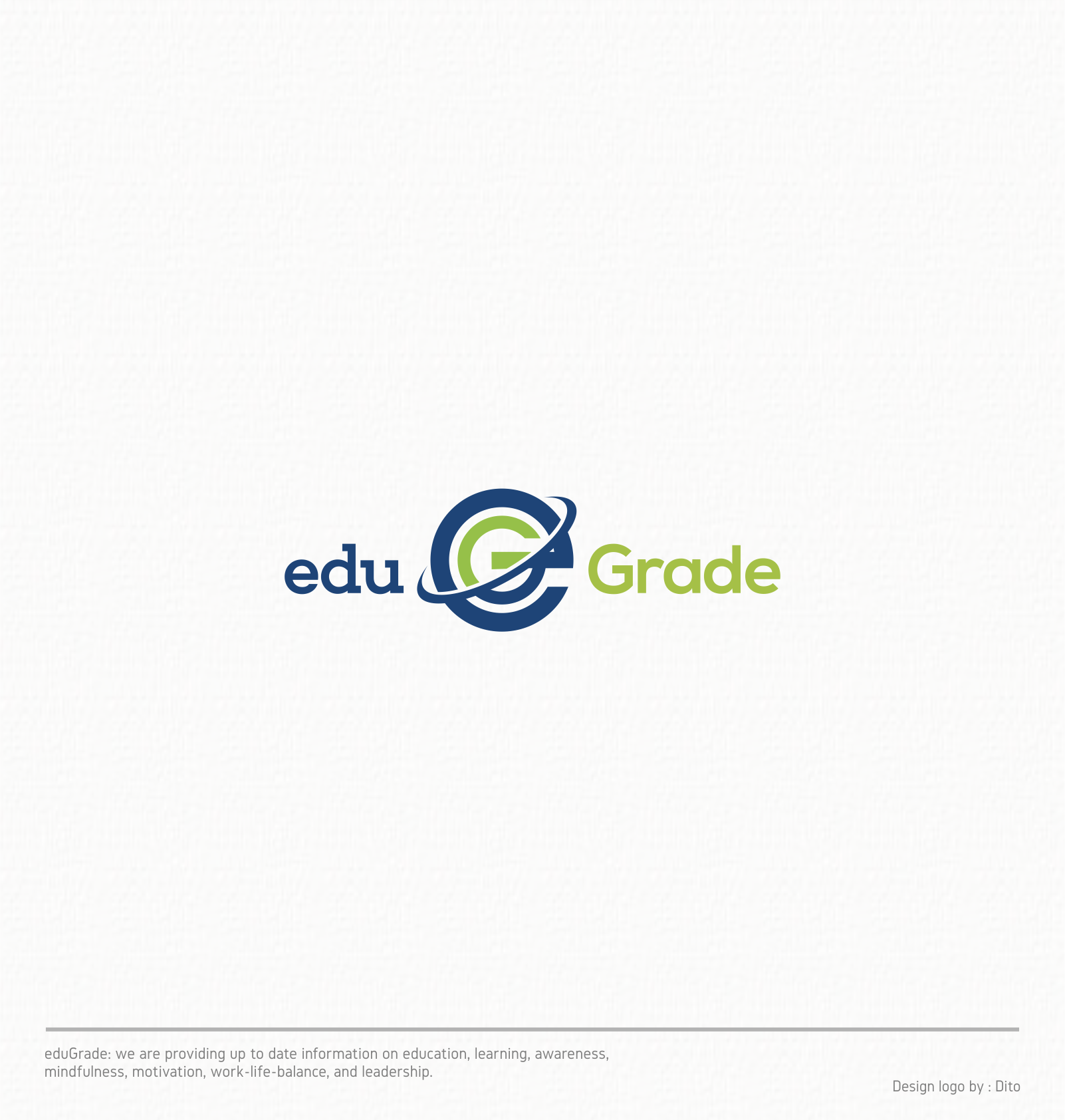 Create awesome corporate design for innovative education company