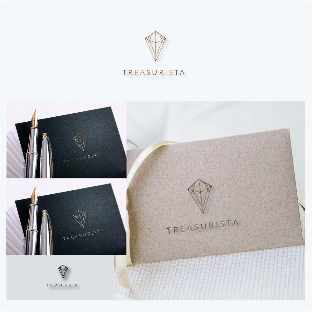 Create the look of Treasurista, a new fashion and jewellery blog
