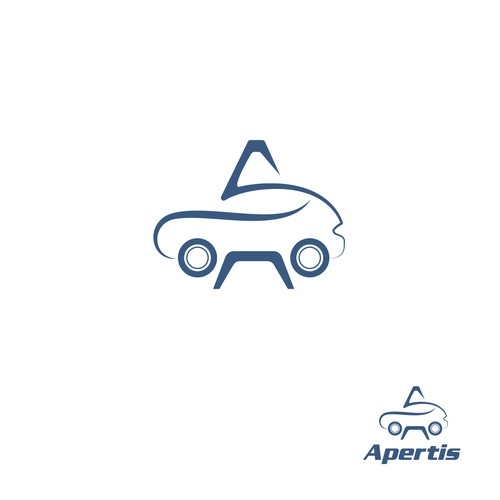 A automobile logo
