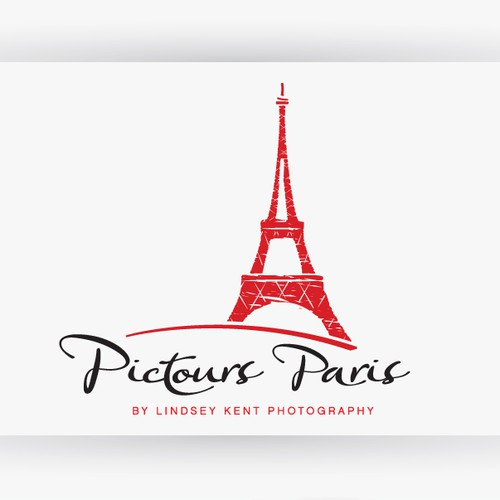 New logo wanted for Pictours Paris by Lindsey Kent Photography