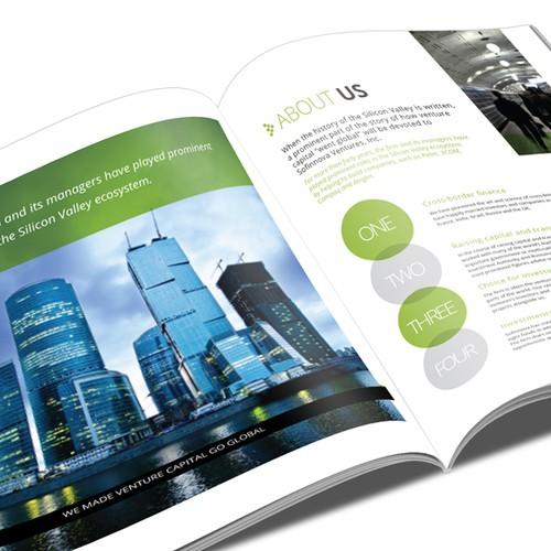 Help Sofinnova Ventures, Inc. with a new brochure design