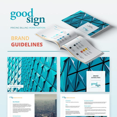 Brand Guidelines for Good Sign