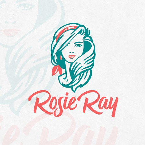 Rosie Ray logo proposal