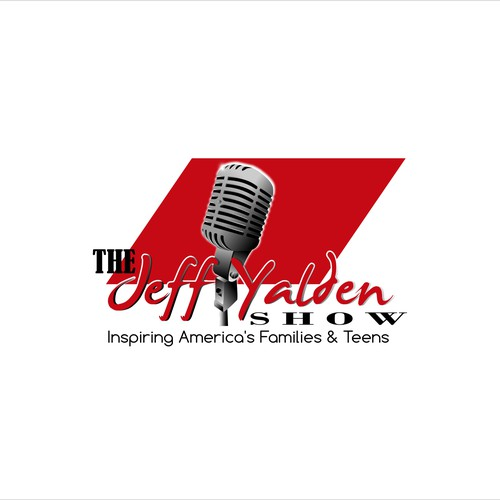 Help The Jeff Yalden Show with a new logo