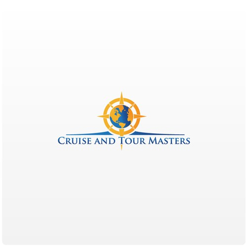 Help Cruise and Tour Masters with a new logo