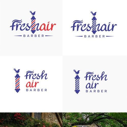 Creative logo contest for Freshair
