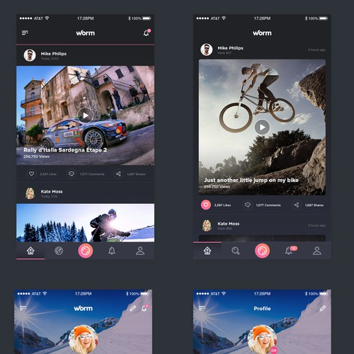 Create a stunning slow motion video app