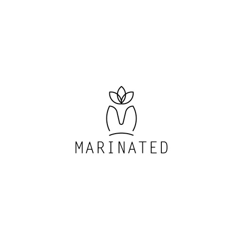 Monoline Logo Concept
