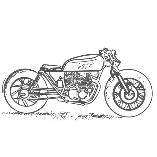 Illustration line art