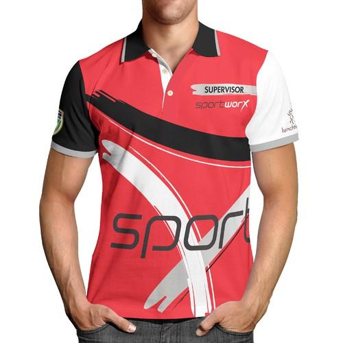 SportWorx Supevisor T-Shirt