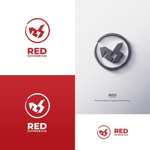 Red Sovereign - Logo Design