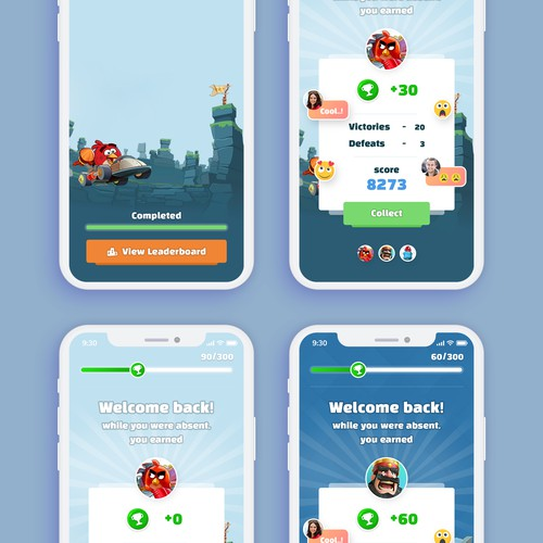 Mobile application Design for Super Casual Games Challenges