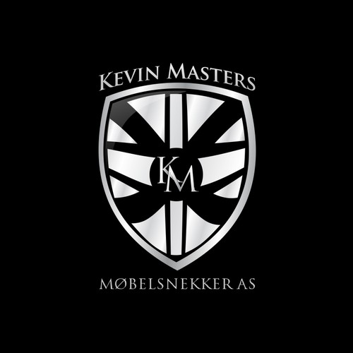 New logo wanted for Kevin Masters,  MØBELSNEKKER  AS (Cabinet Maker)!