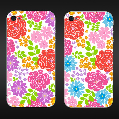 New merchandise design (smartphone case) wanted for HipArt