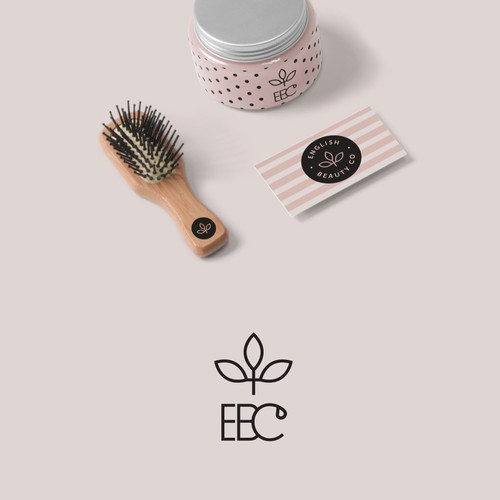 Logotype for a cosmetics company.