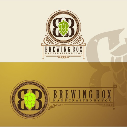 BrewingBox Logo