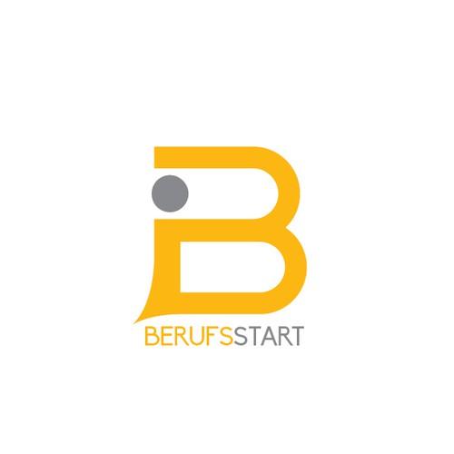 Logo Relaunch für Berufsstart