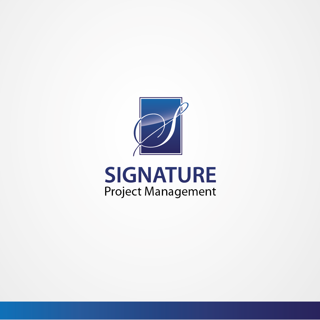 New logo wanted for Signature Project Management