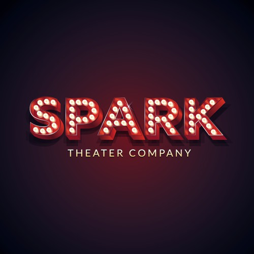 Create an exciting logo for a brand-new theater!