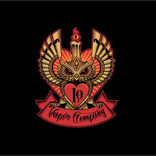 Logo for LoVapor Compan