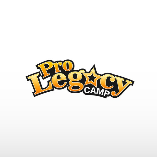 Help Pro Legacy Camp with a new logo