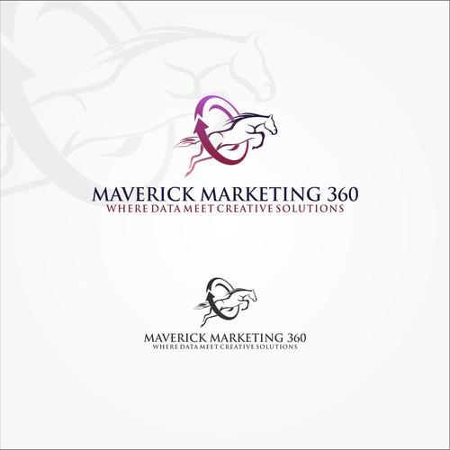 Maverick Marketing Logo