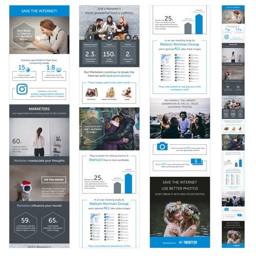 Infographic design for Twenty20