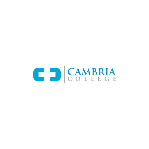 Logo concept for Cambria College