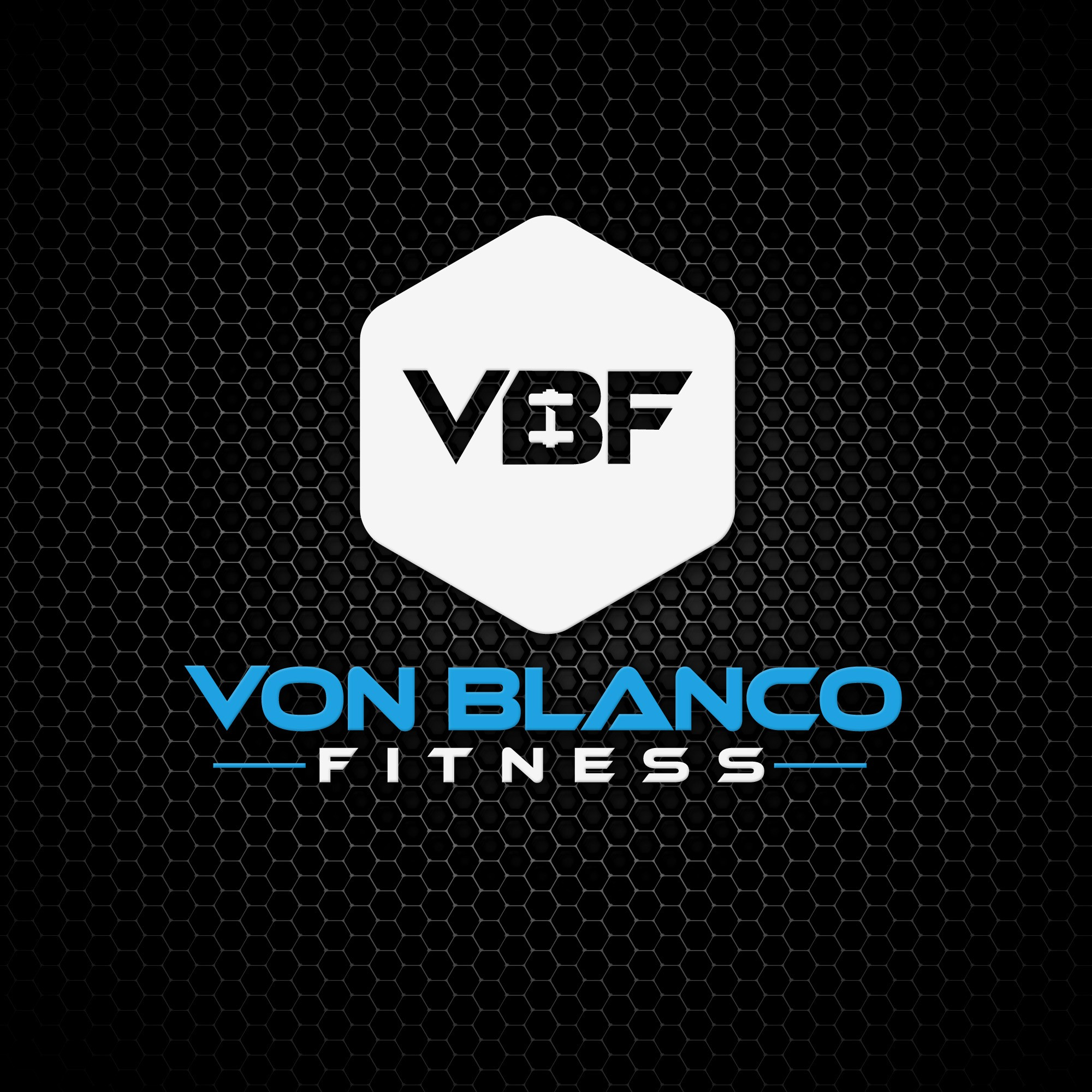 Create a simple, modern, clean logo for fitness/lifestyle site.