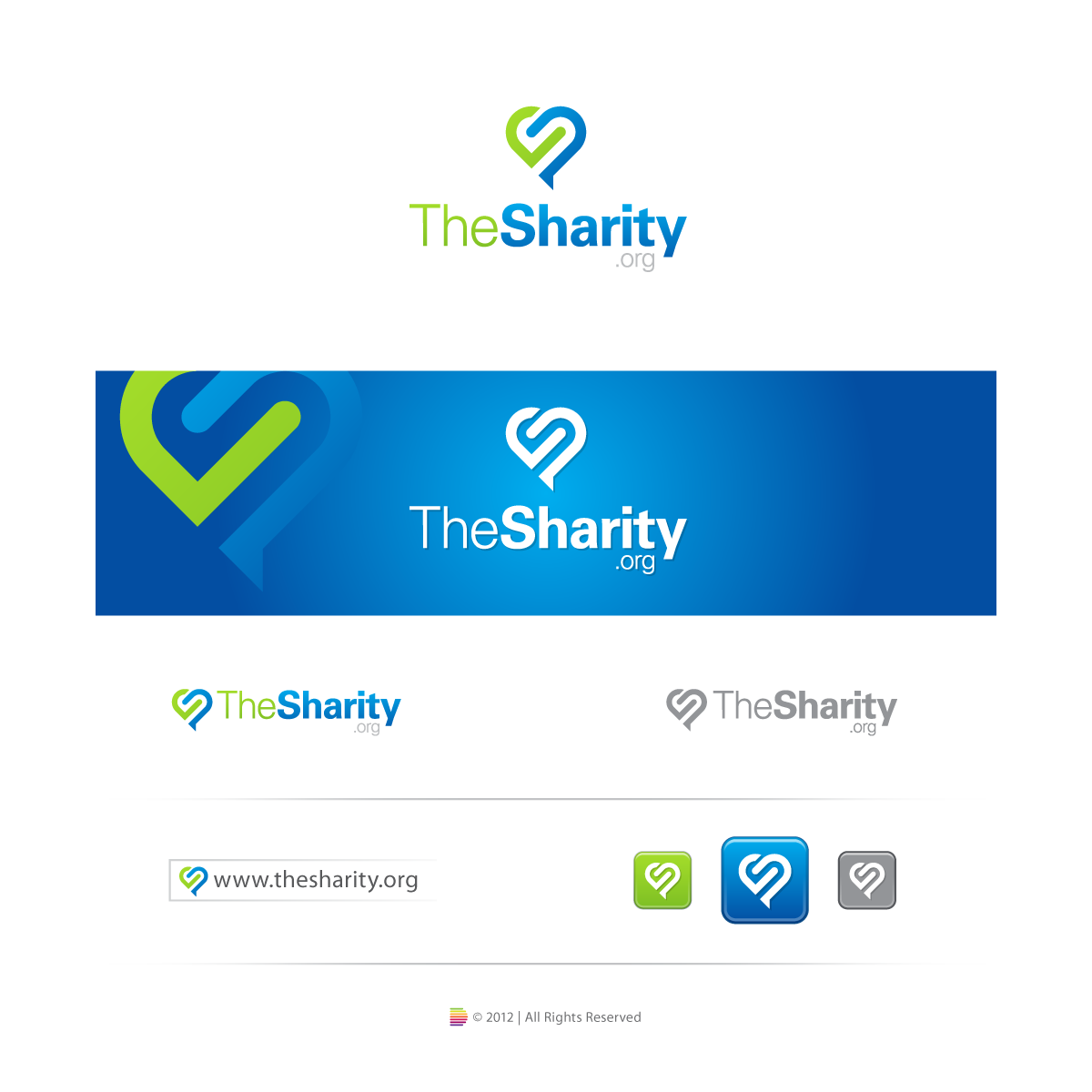 TheSharity.org needs a new logo