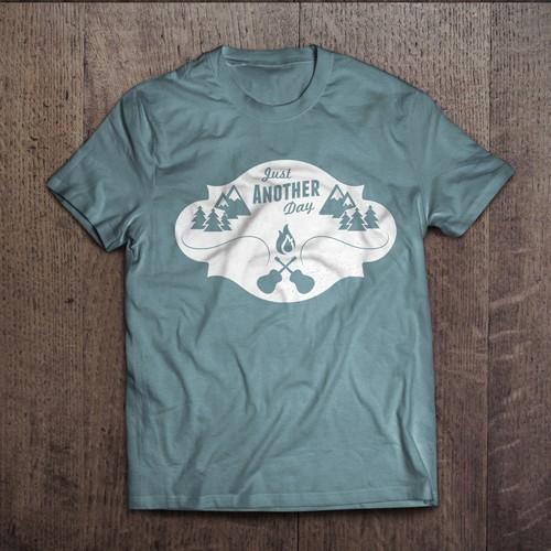 T-shirt design for Singer-Songwriter