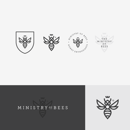 Ministry of Bees Concept