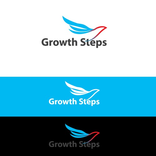 Growth steps