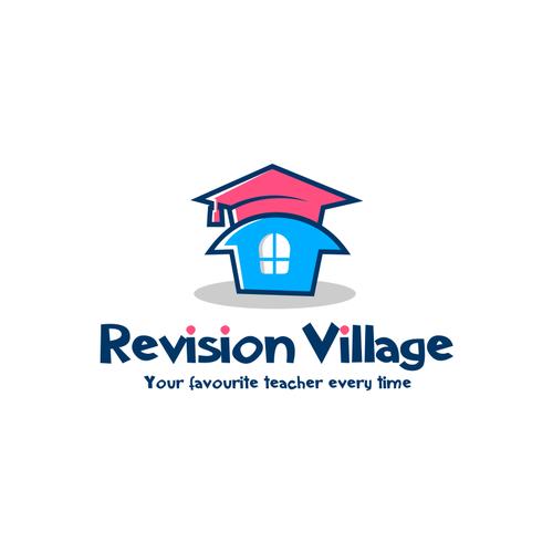 Revision Village Logo