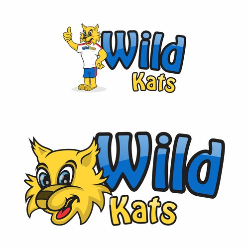 Create the next logo for WildKats