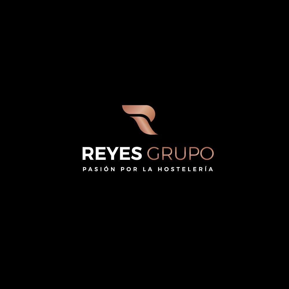 Logo Reyes Grupo y Guía de Marca