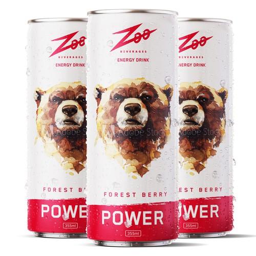 Zoo Energy Drink